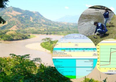 Curso Taller: Modelación de la calidad de agua en corrientes superficiales utilizando el modelo QUAL2Kw – Junio