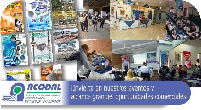 Invierta en nuestros eventos y alcance grandes oportunidades comerciales