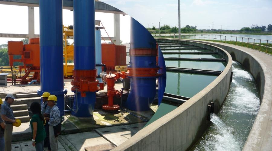 Curso de operación y mantenimiento de plantas de potabilización