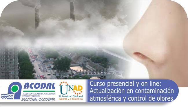 Curso presencial y Online: Actualización en contaminación ...