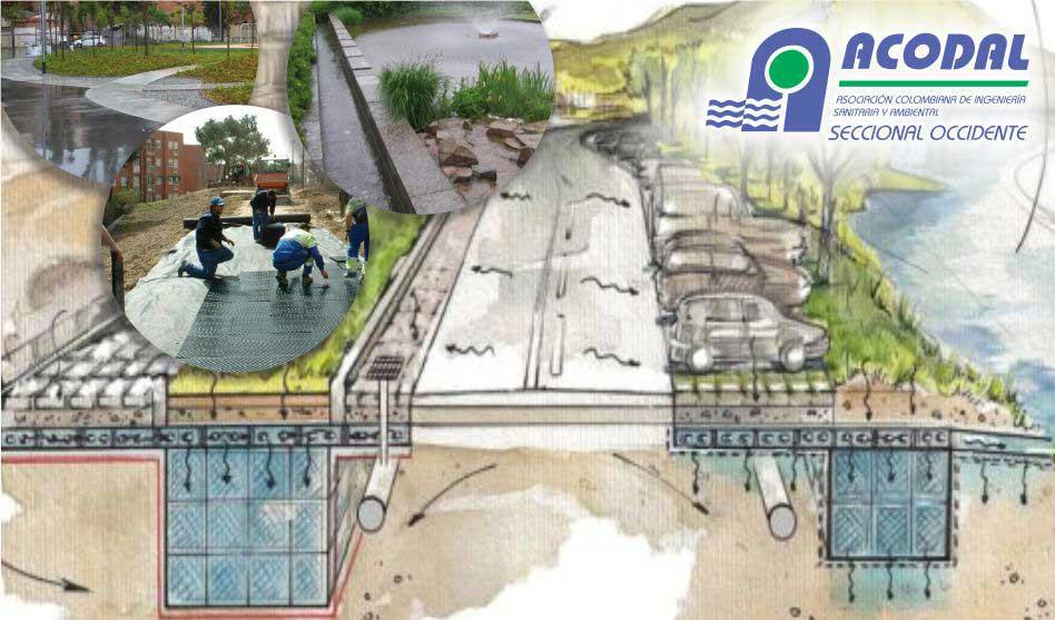 Curso-Taller Selección, diseño e implementación de sistemas de drenaje urbano sostenibles (SUDS) – 9 y 10 de Noviembre 2017