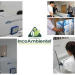 felicitamos a Inco Ambiental por su permanente mejoramiento y la instalación de un moderno laboratorio.