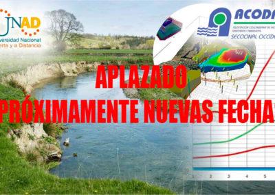 Curso – Taller  Presencial y Online Caudal Ecológico y Modelación Ecológica en Corrientes Superficiales – APLAZADO ::::: PRÓXIMAMENTE NUEVAS FECHAS
