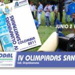 Resultados Olimpiadas Sanitarias 2011