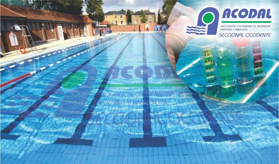 Curso Basico Operación y Mantenimiento de piscinas – 18 al 22 de Septiembre 2017