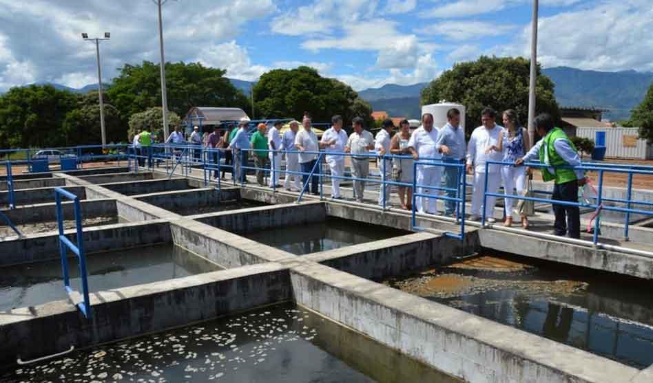 Licitarán obras para mejorar planta de aguas residuales