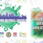 1er SEMINARIO INTERNACIONAL CENTROS URBANOS SOSTENIBLES Y RESILIENTES – 26, 27 y 28 Octubre 2016