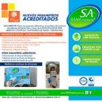 SANAmbiente: Nuevos parámetros acreditados en fuentes fijas