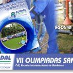 ¡Los Resultados ! VII Olimpiadas Sanitarias Colombia 2017