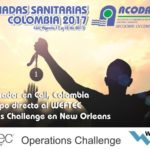 El equipo ganador de las VII Olimpiadas Sanitarias ganarà cupo al WEFTEC 18 Operations Challenge en Nueva Orleans
