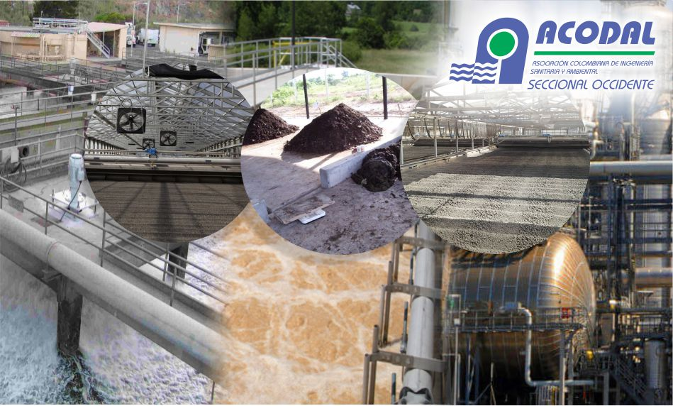 Curso Tratamiento de Lodos Provenientes de Potabilización de Aguas y de Tratamiento de Aguas Residuales Domésticas e Industriales 20 al 24 Noviembre del 2017
