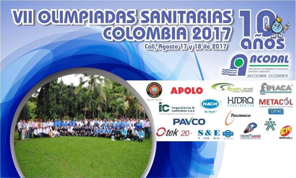 Inscripción Olimpiadas Sanitarias 17 y 18 de Agosto 2017