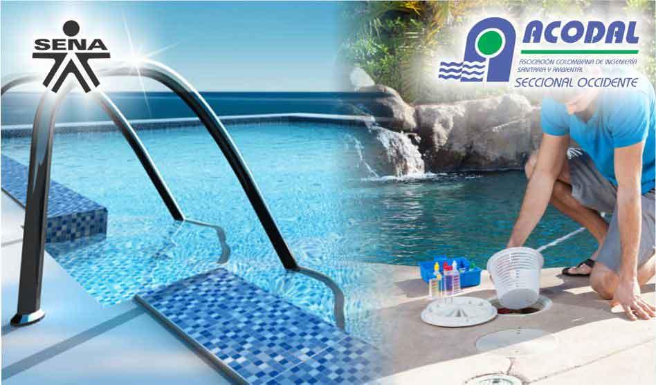 Certificación de competencias laborales para operadores de piscinas – 7 de julio 2017