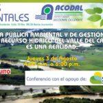 Política pública ambiental y de gestión integral del recurso hídrico del valle