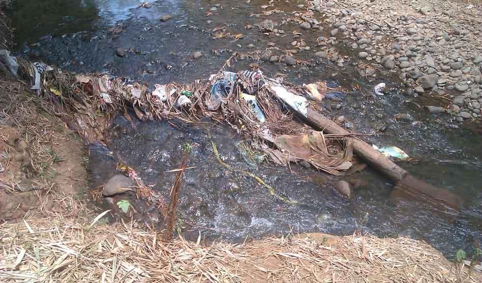 Activan plan de contingencia por disminución del caudal del río Meléndez